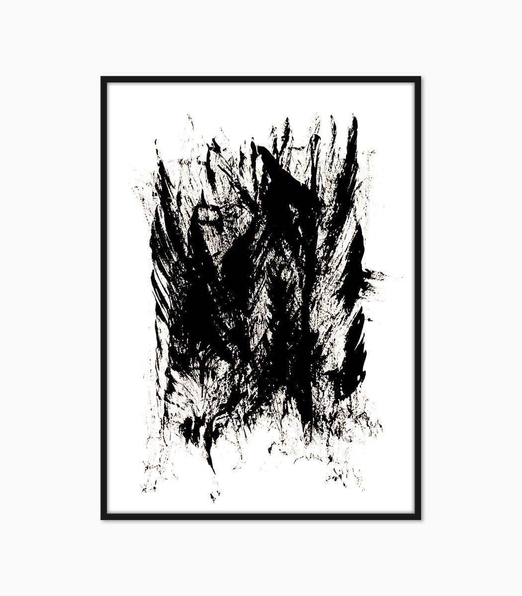 pictura design abstract creata manual si printata la calitate superioara numai pe www.artwall.ro