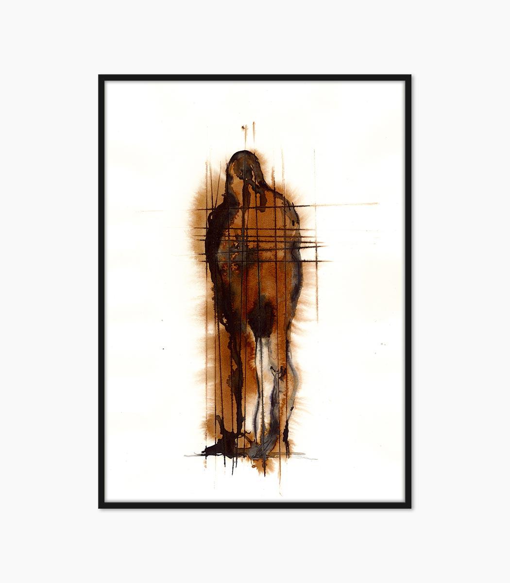pictura cerneala creata manual si printata la calitate superioara numai pe www.artwall.ro