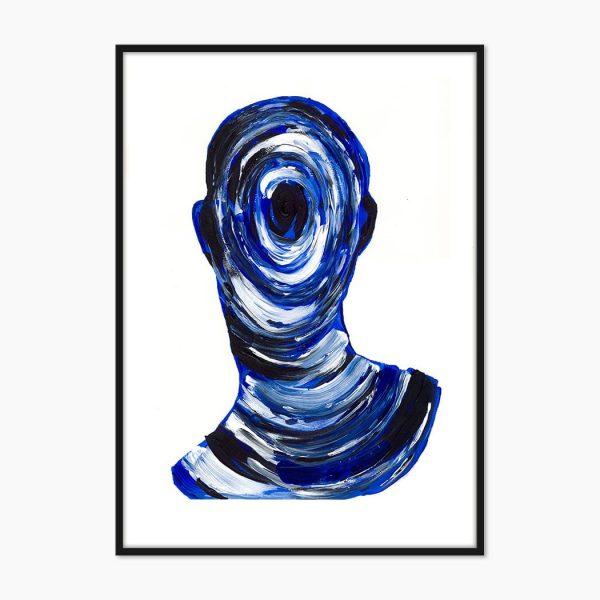 print pictura acrylic creata manual si printata la calitate superioara numai pe www.artwall.ro